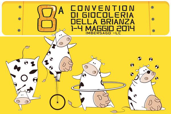 8a Convention di giocoleria della Brianza