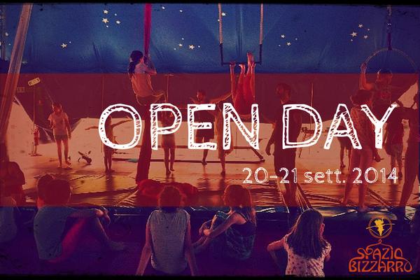 open day circo 2014